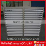 Inquiry about external aluminium manumotive louvres