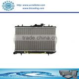 Auto heat exchanger cooling system auto aluminum radiator for hyundai Accent OE# 2531022025