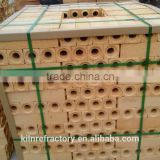 SK32 SK34 SK36 SK38SK40 high temperature high density fire clay steel ladle refractory bricks