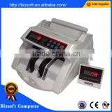 Bizsoft DY-12 paper money detector / bill currency cash counter note detectors