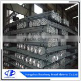 Deformed reinforing reinforcement steel bar/Carbon steel black concrete thread screw round rebar
