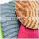 8 wale dyed heavy corduroy wholesale fabric for baby garments