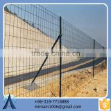 Anping Baochuan Manufacturer Hot Sale Galvanized or PVC Coated Security Outdoor Excellent Lightweight Garden Fence