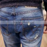 Hot Jeans Patterns Men Fashion Jean 2014 Denim Republic Jeans,Men High Quality Chic Denim Jean
