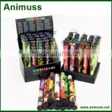 500 puffs Disposable Electronic Cigarette Fruit flavor E Shisha Vape pen E Hookah pens eshisha vaporizer Disposable E Cigs