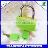 promotional small travel luggage brass safe lock locker