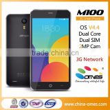 "SHENZHEN wholesale OMES M100 5.0 inch 5.0"" Dual Core Quad Core android 3G cellphone"