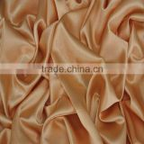 Baroque Poly Satin Fabric for Curtain