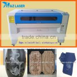 1390 Acrylic/Wood/Glass/Stone Laser Engraving Machines/cutting machine with 80w 100w 130w CO2 laser tube