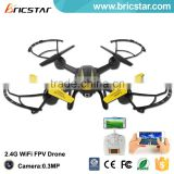 Mobile phone control 2.4G racing quadcopter fpv, fpv racing drone with camera and high set function                                                                                         Most Popular