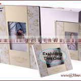 2013 New Digital Wedding Photo Album Cover, Crystal Acrylic Photo Album Cover Design