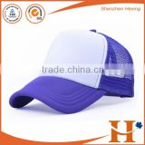 Hot selling custom half mesh trucker cap with high quality
