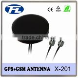 car Combo GPS GSM magnetic antenna with TNC Male connector,combined GPS GSM antenna