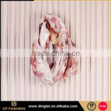 30 Years Golden Supplier With Best Price Of ladies scarves summer scarfs 100% polyester leopard scarf
