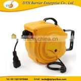 Direct factory innovative retractable steel cable reel