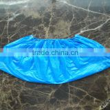 Disposable medical pe shoe cover boot cover, disposable plastic boot covers