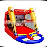 new design inflatable football game for kids