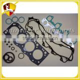 Full gasket set with metal / Stainless steel / graphite / other top gasket for Toyota 2L new
