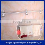 Upscale space aluminium series bathroom accessories towel racks good quality 90cm long