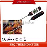 China Hot Selling Food Temperature Thermometer digital .Smart Meat BBQ Thermometer TL-FT01