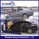High quality 2 level automated parking system                                                                         Quality Choice