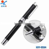 New product black high quality heavy metal roller tip pen