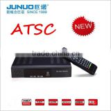 Factory Price HD ATSC Digital Video Broadcasting Terrestrial Receiver dvb-t atsc H.264 TV Set Top Box                                                                         Quality Choice