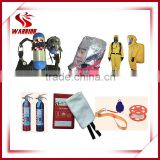 fire safety equipment, fire rescue and escape equipment