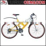 "26"" Front Suspension mountain bikes"