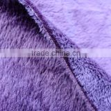 double face velboa fabric