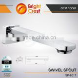 Stainless Steel Water Ridge Kitchen Faucet