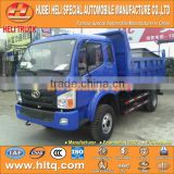 FOTON 4x2 102hp 5 tons mini tipper truck hot sale for export                                                                         Quality Choice
