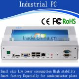 10 inch embedded low-power cpu win ce system industrial panel pc price for Windows XP/7/8