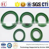 TC type differential sizes viton rubber covered water resistant hydraulic pump PTFE oil seal