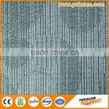Competitive Luxury Hotel Carpet Prices Rubber Backing Commercial Carpet Tile 50X50 Manufacturer