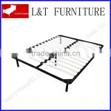 lift up storage bed frame wood slat bed frame