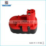 Hot Sales 18V 1300mAh-3000mAh Cordless Battery for Bosch 3453-01 35618 3860K 3870 3918 52318B