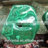 Hot Sale Natural Gemstone /malachite Quartz Crystal Rough Stones