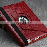 Litchi Pattern PU Leather cases for iPad 2/3