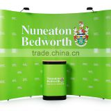 printing trade show display popup stand banner