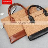"Wooden Genuine Leather Case Laptop Cover For Macbook Pro Air 11 13""15"" Retina 12"