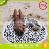 China supplies portable hot selling great material rolling up beach mat cushion