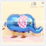 Wholesale kids toy walking pet balloon elephant