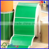 Customized blank sticker paper roll,colorful paper roll stickers,art paper stickers printing