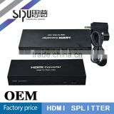 SIPU high definition 3D best hdmi 2.0 splitter 1x4