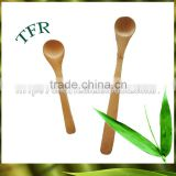 Cheap disposable bamboo spoons tableware for restaurant