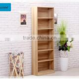 NOAHSION Cheap wooden cube bookcase / new style bookshelf simple designs
