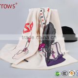 100% Acrylic Wool Cape Shawls and Wraps China Hangzhou Wholesale Print Blanket Scarf Shawl