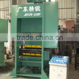 Fibre cement ceiling board punching machine