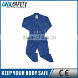 100% cotton working overall boiler suit mens coveralls